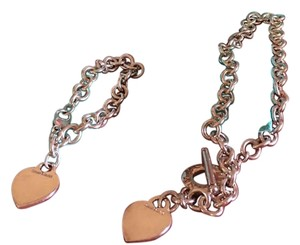 Tiffany & Co. Tiffany Bracelet & Necklace