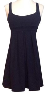 Susana Monaco short dress Navy blue on Tradesy