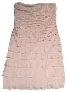 Express short dress Pink on Tradesy