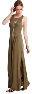 Olive Maxi Dress by Forever 21