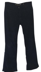 MiH Jeans Boot Cut Pants Navy
