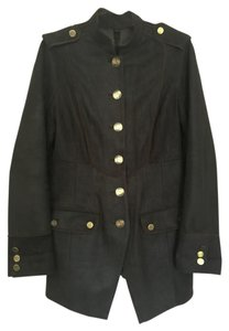 Artico Steam Punk European Italian Leather Trench Coat