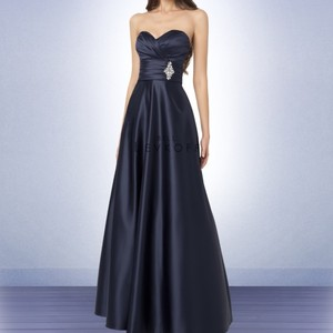 Bill Levkoff Euro Navy Dress