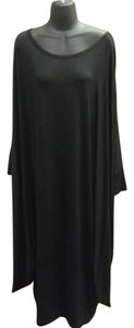Black Maxi Dress by Kedem Sasson Dolman Maxi