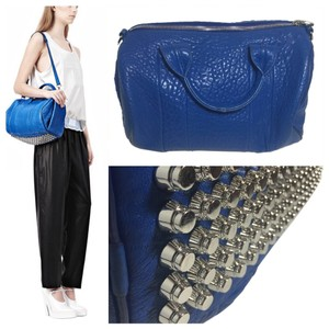Alexander Wang Satchel in Royal Blue