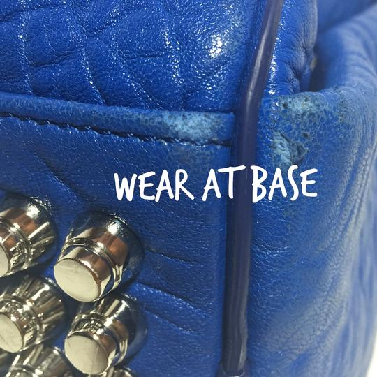 Alexander Wang Satchel in Royal Blue Image 7