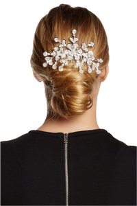 Bansri Bansri Exotic Crystal Flower Hair Comb