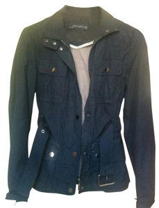 Zara Casual Chic Black Jacket