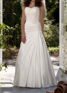 David's Bridal V3330 Wedding Dress