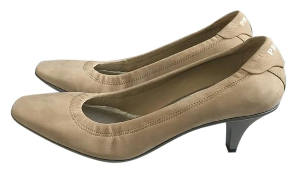 WOMEN Prada Prada WOMEN Nude Pumps Popular recommendation cc91c0