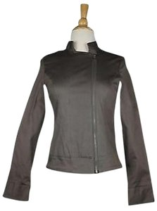 Emmelee Fitted Brown Jacket