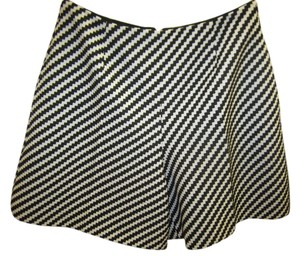 Carven Dress Shorts black/white