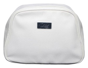Dior Christian Dior Cosmetic Pouch White with Dust Bag