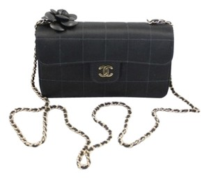 Chanel Flap Quilted Cross Body Bag