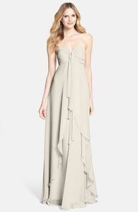 Jenny Yoo Dove Grey 'suri' 223379 Dress