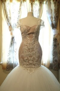 Custom Dress Designer Karoza Wedding Dress