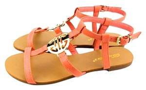 Breckelle's Peach Sandals
