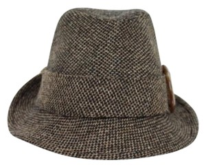San Diego Hat Company San Diego Hat Co Womens Brown Tan Woven Hat One Fedora