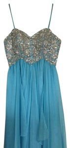 Sherri Hill Sequin Prom Dress
