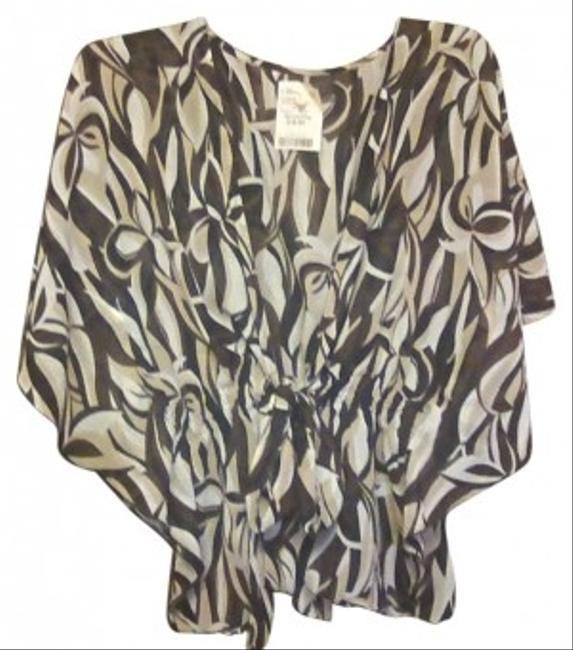 Preload https://item3.tradesy.com/images/brown-blouse-size-4-s-180742-0-0.jpg?width=400&height=650