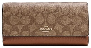 Coach Signature full size wallet