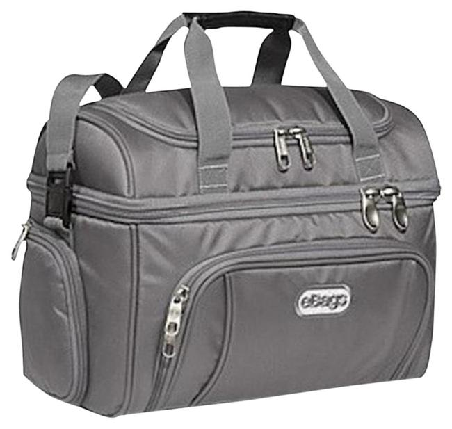 Item - Crew Cooler 2 Carry On Lunch Cooler Grey Nylon Weekend/Travel Bag
