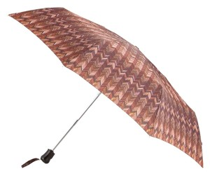 Missoni MISSONI Classic Chevron Print Mini Automatic Umbrella - NWT!