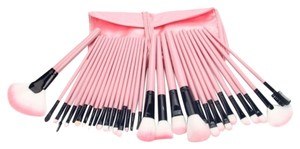 Other Pink 33pc. Professional Makeup Brush Set 10009069