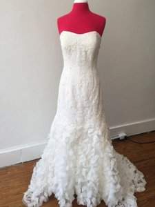 Mia Solano Lace Mermaid Wedding Dress
