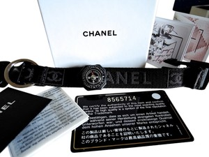CHANEL NEW CHANEL RARE & FUN Bracelet COMPASS