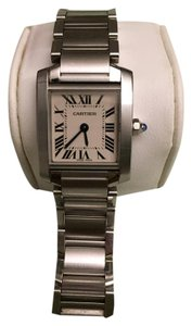 Cartier Pre-owned LADIES CARTIER TANK FRANCAISE WATCH, Small model