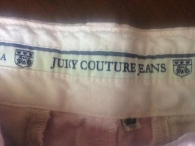 Juicy Couture Bermuda Shorts Light pink
