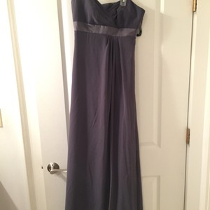 Alfred Angelo Charcoal Dress