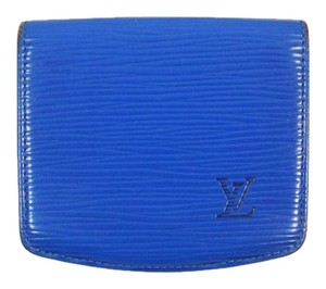 Louis Vuitton Vintage Epi Leather Cuvette Souple Coin Change Purse Wallet Spain