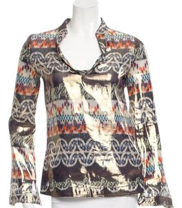 Tory Burch Metallic Tunic