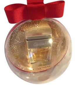 Cartier Cartier la panthere edp miniature ornament collectible