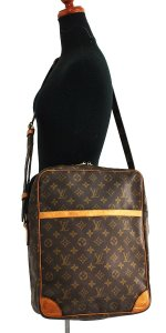 Louis Vuitton Monogram France Cross Body Bag