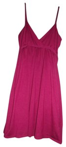 Lux short dress Burgundy Halloween Goddess Braided on Tradesy
