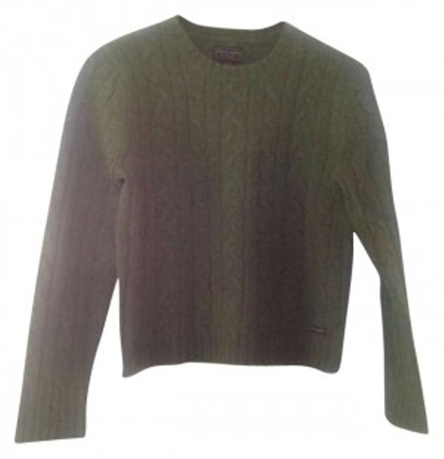 Preload https://item1.tradesy.com/images/abercrombie-and-fitch-green-cable-sweaterpullover-size-4-s-180815-0-0.jpg?width=400&height=650