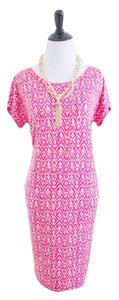 Michael Kors short dress Hot Pink on Tradesy