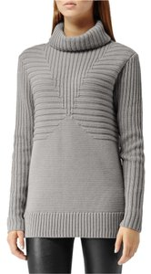 Reiss Milford Wool Oversize Oversized Chunky Knit Sweater