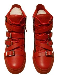 Giuseppe Zanotti Chic Design Women's Sneaker Made In Italy Fiamma Athletic