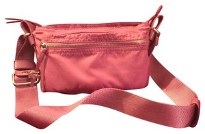 Lacoste Pink Messenger Bag