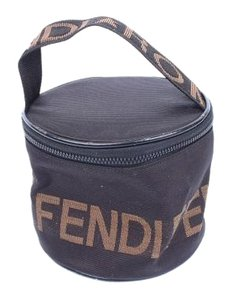 Fendi Satchel in Brown. Black