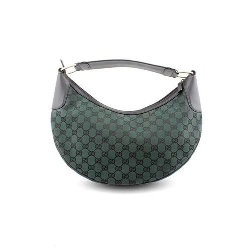 899ef1dc6af Gucci New Without  tags  Mint Condition Chrome Hardware  megaera  Xl  Shoulder Hobo ...