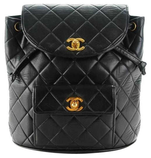 Preload https://img-static.tradesy.com/item/18083848/chanel-backpack-chain-vintage-cult-following-black-leather-backpack-0-3-540-540.jpg
