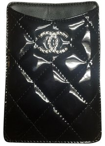 Chanel Chanel Quilted Phone Case Or Card Cass