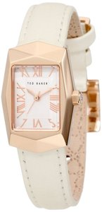 Ted Baker Ted Baker Female Right On Time Watch TE2082 Beige Analog