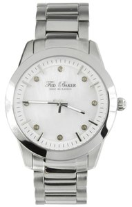 Ted Baker Ted Baker Female Fashion Watch Watch TE4086 Silver Analog
