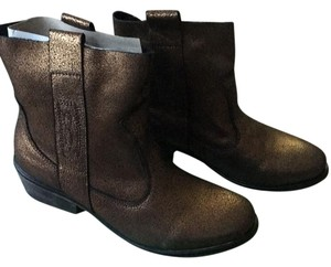 Charles by Charles David Bronze Boots